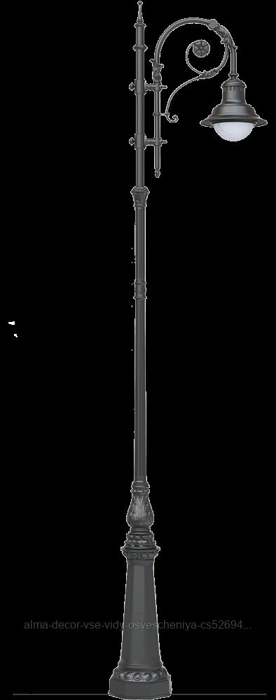 Фонарь чугунный Литейный