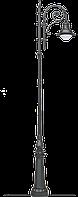 Фонарь чугунный Литейный, фото 1