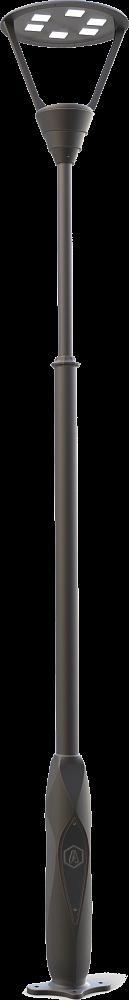 Фонарь чугунный Дюна