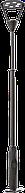 Фонарь чугунный Дюна, фото 1