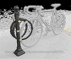 Велопарковка чугунная Киклос