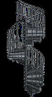 Лестница чугунная Кастилия, фото 1