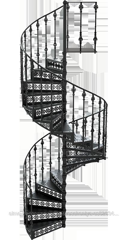 Лестница чугунная Палермо