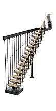 Лестницы чугунные