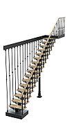Лестница чугунная Валанс