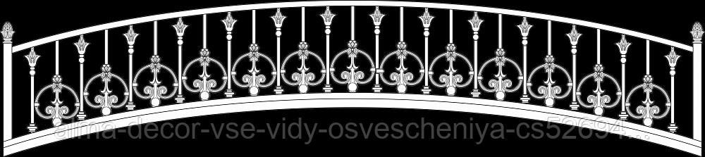 Мост декоративный 4