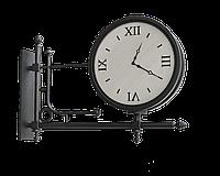 Часы на кронштейне Стрела