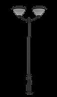 Фонарь чугунный Кристалл 2, фото 1
