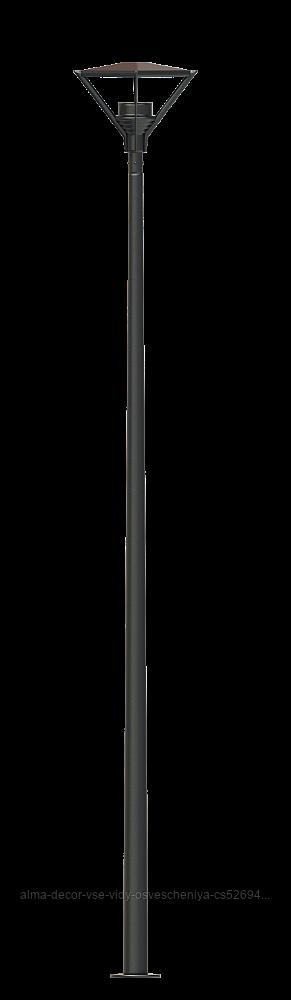 Фонарь стальной Вектор 2