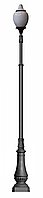 Фонарь чугунный Лотос