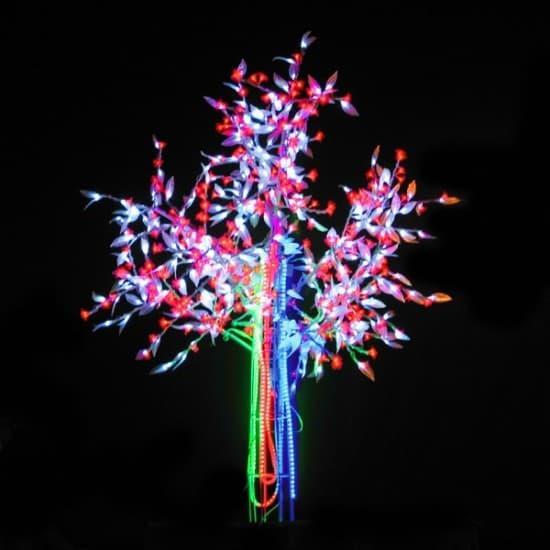 Светодиодные деревья и Праздничные украшения.