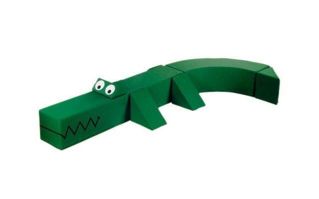 Трансформер «Крокодил» 9 элементов