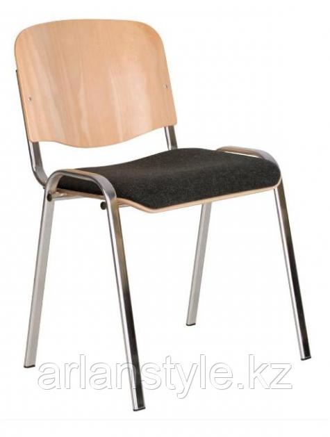 Стул ISO Wood Plus Combi chrome