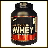 ON Whey gold standard 2,3kg (Клубника-Банан)
