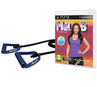 Get Fit With Mel B See The Difference Fitness Firs Комплект: Фитнес программа, эспандер (PS3)