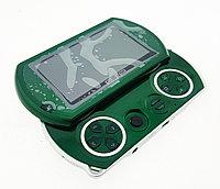 Игровая приставка GAME BOY - ESP GO - 4 Gb с играми внутри + наушники, от 3 до 7 лет (зеленая)