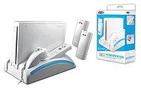 Подставка Wii Multi Function Power Station, белая, фото 1