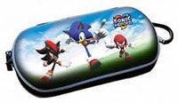 Сумочка Nintendo DS 4 in 1 Fine 3D Picture Memory Foam Case, Sonic Heroes