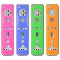 Чехол силиконовый на джойстик Wii Remote Silicon Case, разные цвета