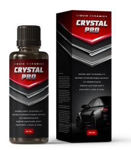 Crystal Pro (Кристал Про) - жидкость для защиты от коррозии и гнили кузова