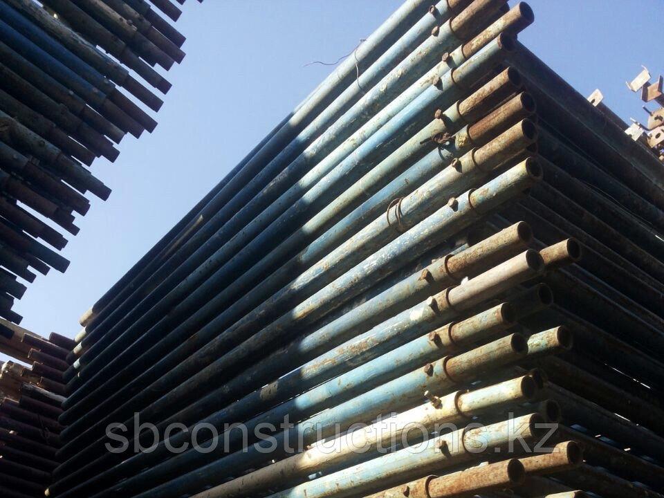 Аренда леса строительные рамные монтажные для наружных работ