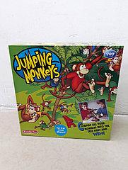 Настольная игра Jumping monkeys (Прыгающие обезьяны)