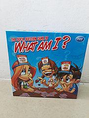 Настольная игра What am i? (Кто я?)