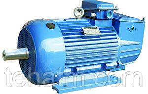 Электродвигатели крановые MT, MTH, MTF, 4MT, 4MTK,4MTM, 4MTKM