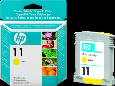 Картридж струйный HP Black Ink  №10 (C4844A)