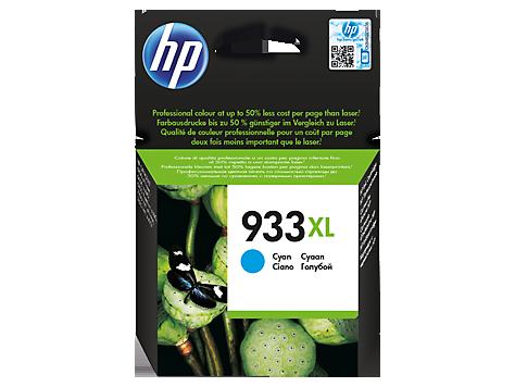 Картридж струйный HP Magenta Ink  №933XL  (CN055AE)