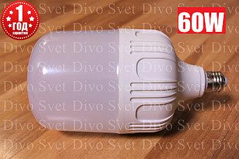 Светодиодная промышленная лампа E27 - E40 60-58 ватт. Замена ламп ДРЛ, ДНАТ. Led лампа E27-E40 60-58 w.