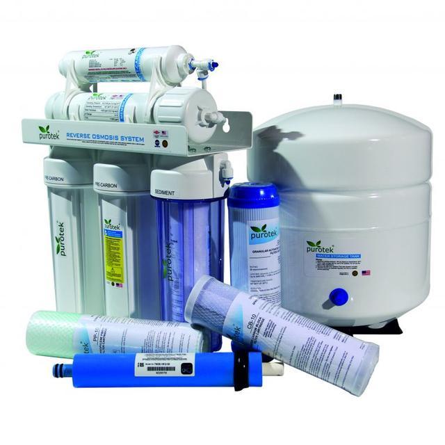Фильтры для воды, фильтрующие системы