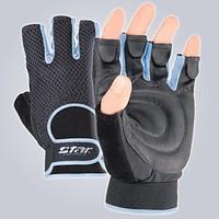 Вело перчатки (nike, гелевый)
