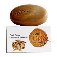 Vasu Oud soap, Натуральное антисептическое удовое мыло,  75 гр