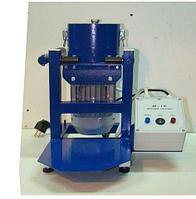 Мельница грунтовая МГ-1Ф измельчение сухих лабораторных проб глинистых грунтов