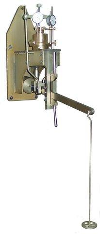 Прибор компрессионный ПКГ-Ф испытания грунтов методом компрессионного сжатия для испытания грунта