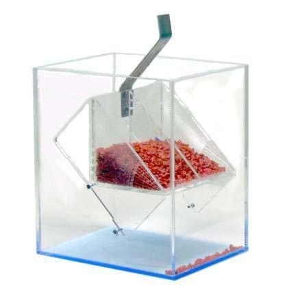 Прибор УВТ-3М для определения угла естественного откоса песков  в сухом состоянии и под водой