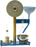 Прибор ПЛГ-Ф для определения липкости грунтов конструкции Охотина
