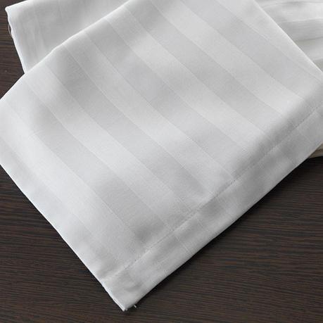 Простынь страйп-сатин 2х сп, евро  3 см полоска , фото 2