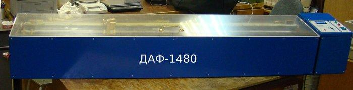 Дуктилометр-автомат. с электронным  блоком 1м /1,5м ДАФ-980