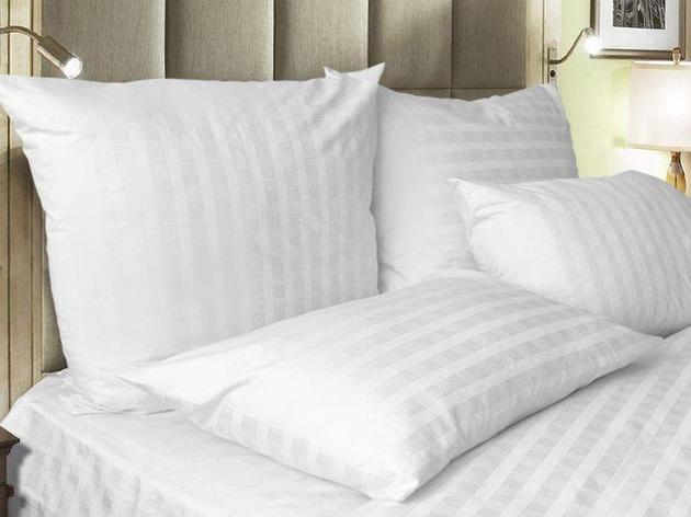 Комплект постельного белья, сатин-страйп Турция 2х сп, евро , фото 2