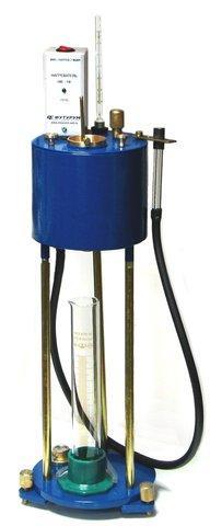 Вискозиметр ВУБ-1Ф определение условной вязкости жидких битумов и дегтя (ГОСТ 11503-74) и битумных эмульсий