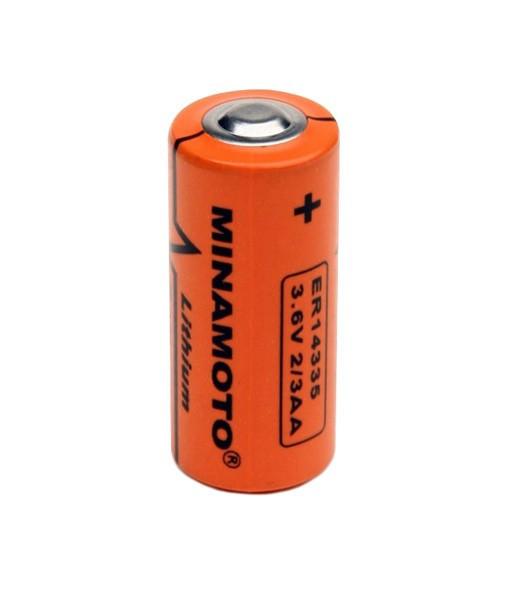 Батарейка 3.6V 2/3 AA (1650 mAh)