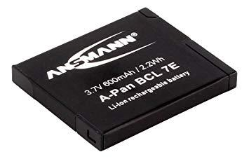 Аккумулятор Panasonic BCL 7e (690 mAh)