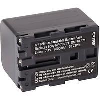 Аккумулятор Sony NP-QM 71 (2760 mAh)