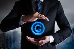 Услуги по защите авторских прав