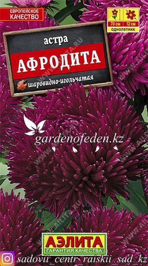 "Семена астры Аэлита ""Афродита""."