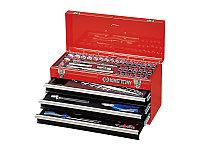 Набор инструментов универсальный, выдвижной ящик, 69 предметов KING TONY 901-069MR01