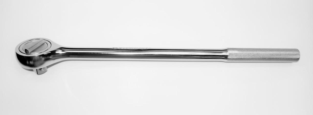 "Трещотка 3/4"", 500 мм, 24 зубца, дисковый механизм KING TONY 6724-20F"