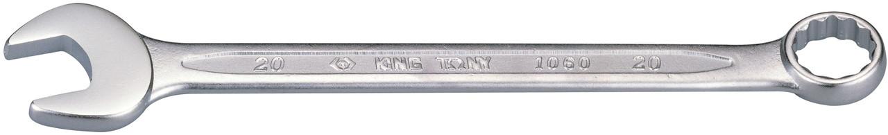 Ключ комбинированный 20 мм KING TONY 1060-20